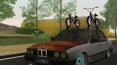 BMW E30 Rat para GTA San Andreas