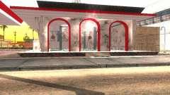 Mezquita y animación oración