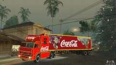 KAMAZ 54112 Navidad