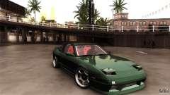 Nissan 240SX S13 Drift Alliance para GTA San Andreas