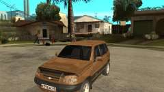 CHEVROLET NIVA Version 2.0 para GTA San Andreas