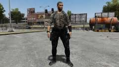 Sam Fisher v8 para GTA 4