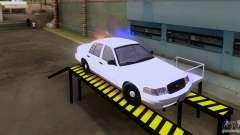 Ford Crown Victoria 2009 Detective para GTA San Andreas
