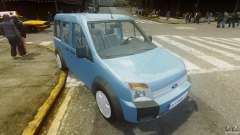 Ford Connect 2007 para GTA 4