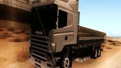 Scania 124G R400 para GTA San Andreas