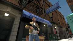 PSG1 (Heckler & Koch) para GTA 4