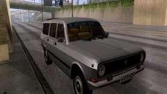 Volga GAZ 24-12 SL para GTA San Andreas