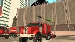 Firetruck ZIL