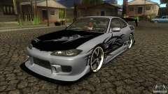 Nissan Silvia S15 Logan para GTA San Andreas