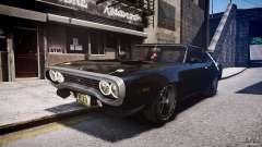 Plymouth Roadrunner 440 1971 para GTA 4