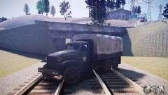 Millitary camión de Mafia II para GTA 4