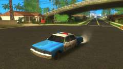 Chevrolet Caprice Classic 1986 NYPD para GTA San Andreas