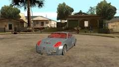 Nissan 350Z Virgo para GTA San Andreas