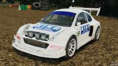 Colin McRae KING Rallycross