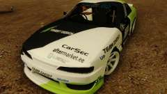 Nissan S14A Team Ghost para GTA San Andreas