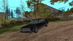 Romano es taxi de GTA 4 para GTA San Andreas