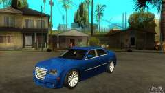 Chrysler 300C SRT 8 2008 para GTA San Andreas