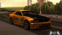 Ford Mustang GT-R para GTA San Andreas