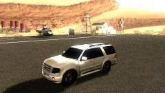 Ford Expedition 2008 para GTA San Andreas