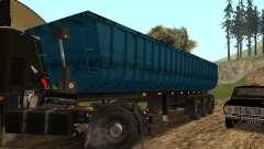 Semi-remolque Tonar 95234 para GTA San Andreas