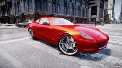Ferrari 612 Scaglietti custom para GTA 4