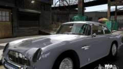 Aston Martin DB5 Vantage BETA para GTA 4