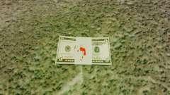 Estados Unidos los billetes en denominaciones de $ 5 para GTA 4