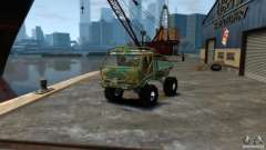 UAZ Goliat prototipo para GTA 4