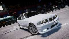 BMW 318i Light Tuning v1.1 para GTA 4