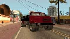 KrAZ 5131 para GTA San Andreas