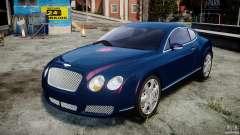 Bentley Continental GT v2.0