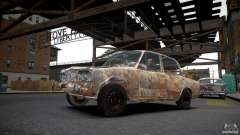Rusty 2106 VAZ