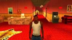 Burdel Cj v1.0 para GTA San Andreas