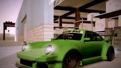 Porsche 911 Turbo RWB Pandora One para GTA San Andreas