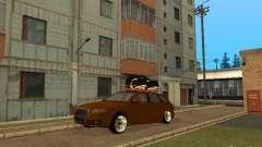 Audi A4 Avant 2005 JDM Style para GTA San Andreas