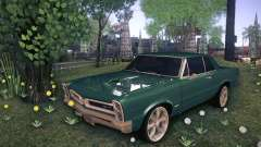 Pontiac GTO 65 para GTA San Andreas