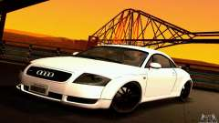 Audi TT Light Tuning para GTA San Andreas