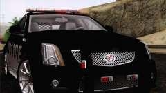 Cadillac CTS-V Police Car para GTA San Andreas