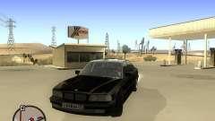 BMW 740il e38 para GTA San Andreas