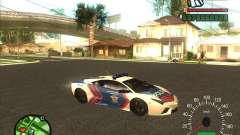 Lamborghini Reventon Police