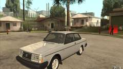 Volvo 242 Turbo Evolution 1983