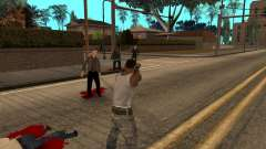 The Walking Dead para GTA San Andreas