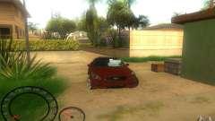 Infiniti G37 Vossen para GTA San Andreas
