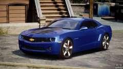 Chevrolet Camaro v1.0 para GTA 4