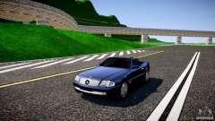 Mercedes SL 500 AMG 1995