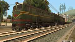 2Te10l locomotora diesel para GTA San Andreas