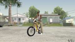 Downhill Bike para GTA San Andreas