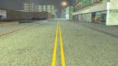 Nuevos caminos en San Fierro
