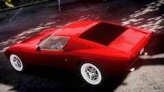 Lamborghini Miura P400 1966 para GTA 4
