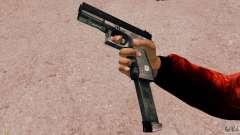 Glock 18 Akimbo (negro/gris)